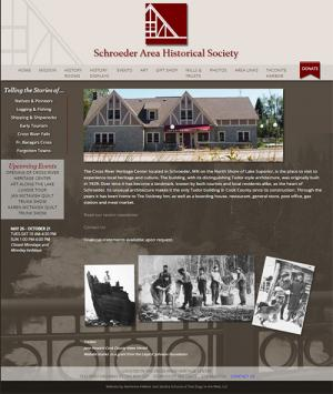 Schroeder Area Historical Society